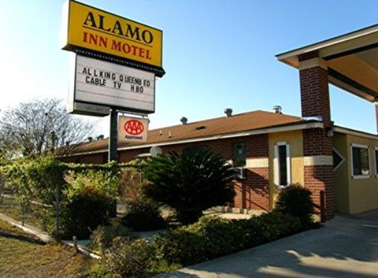 alamo inn motel prices reviews san antonio tx. Black Bedroom Furniture Sets. Home Design Ideas