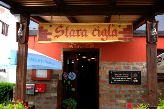 Restaurant Stara Cigla