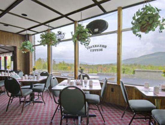 Lake George NY Travelodge : Overlook Cafe