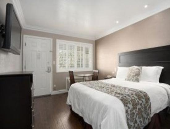 Lotus of Lompoc - A Great Hospitality Inn : Standard 1 Queen Bed Room