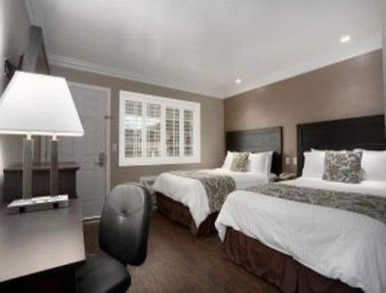 Lotus of Lompoc - A Great Hospitality Inn : Standard 2 Double Beds Room