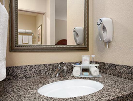 Travelodge Healdsburg - Sonoma Wine Country: Bathroom