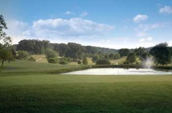 Heritage Hills Golf Resort & Conference Center: Heritage Hills Golf Course Hole Number Nine