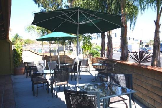 Dana Point Harbor Inn : View
