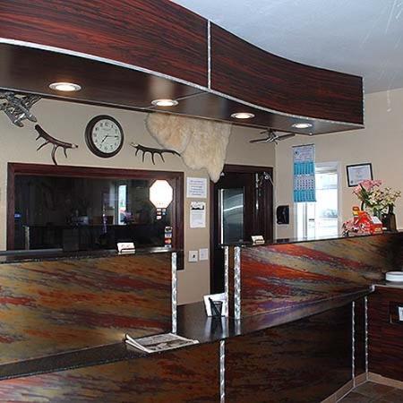 Merrill Field Inn: Lobby