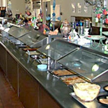 Budget Inn & Suites Talladega: Restaurant