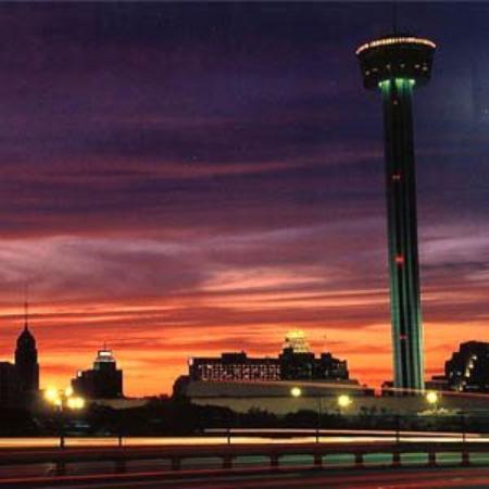 Regency Inn & Suites San Antonio: Area
