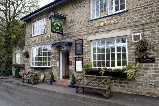 Marple, UK: Hare & Hounds Mill Brow