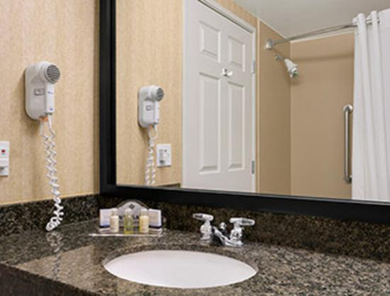 Wingate by Wyndham Arlington Heights: Bathroom