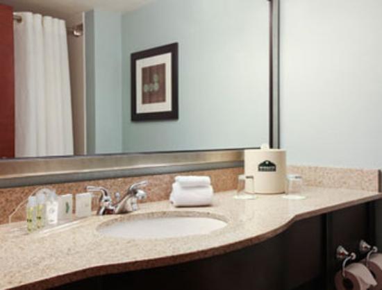 Wingate by Wyndham Fayetteville: Bathroom