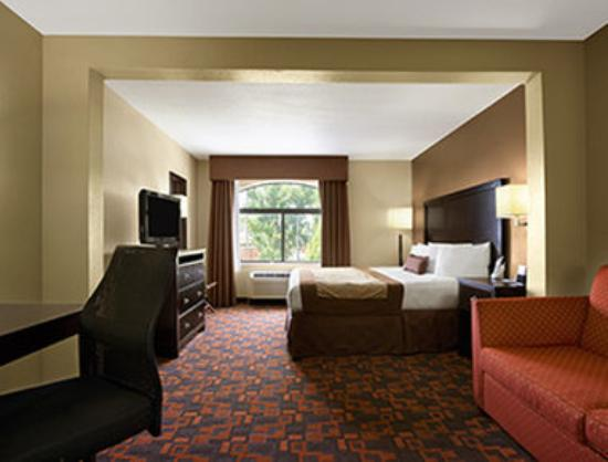 Country Inn & Suites Wolfchase - Memphis: Standard King Bed Room