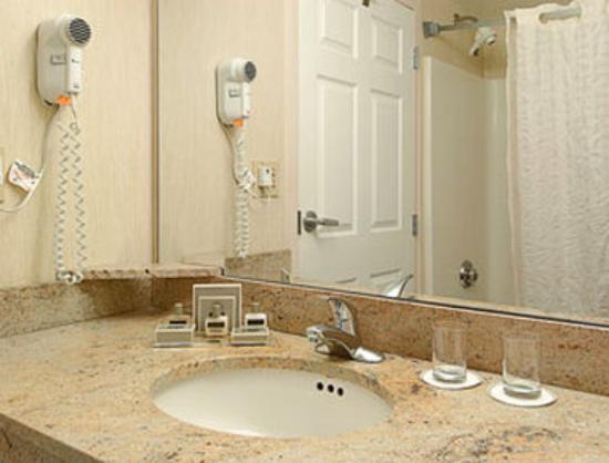 Wingate by Wyndham Winchester: Bathroom