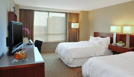 The Westin Princeton at Forrestal Village: Double Bed Guest Room