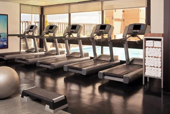The Westin Dallas Fort Worth Airport: Westin WORKOUT