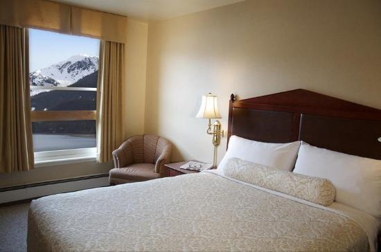 Westmark Baranof Hotel: WMBnf Queen View Room