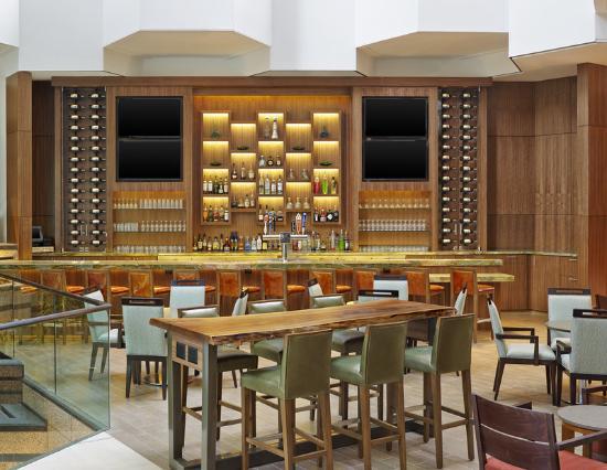 The Westin San Diego: Lobby Bar Restaurant