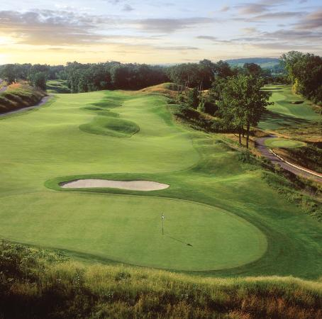 Eagle Ridge Resort & Spa: Golf course
