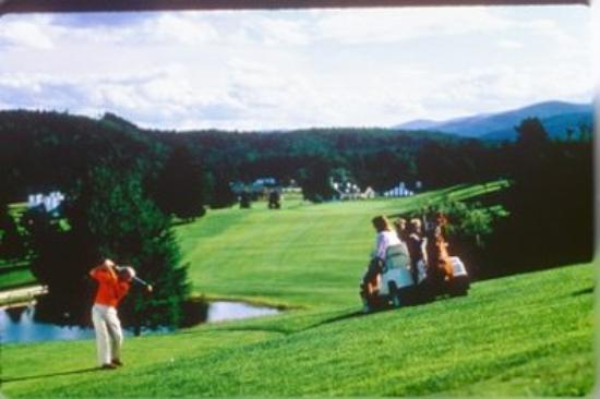 Innsbruck Inn At Stowe: Golfing At Stowe Country Club