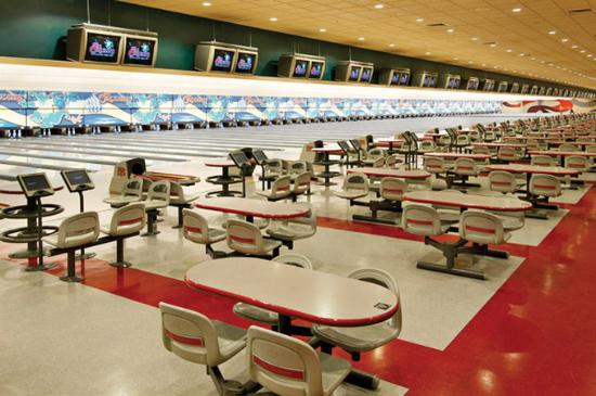 The Orleans Hotel & Casino: Orleans Bowling Center