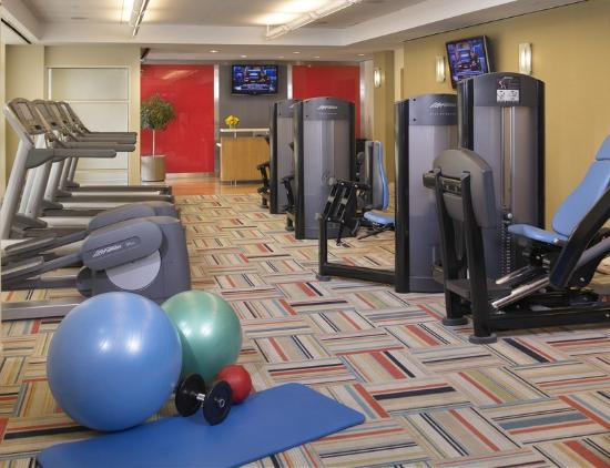 The H Hotel : Fitness Center