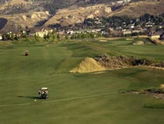 Howard Johnson Downtown Kamloops: Golf
