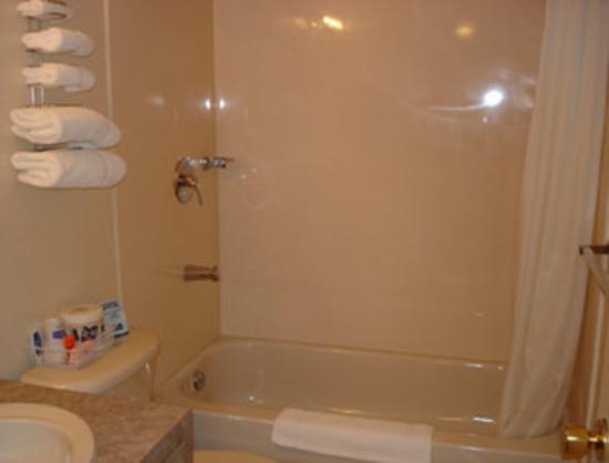 Howard Johnson Inn Fort Erie: Bathroom