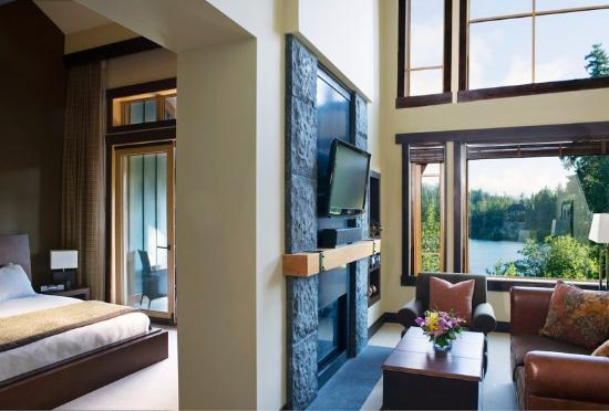 Nita Lake Lodge: 2 Bedroom Suite