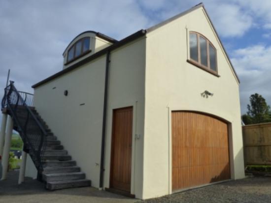 Huntington Stables Retreat Accommodation : The Loft