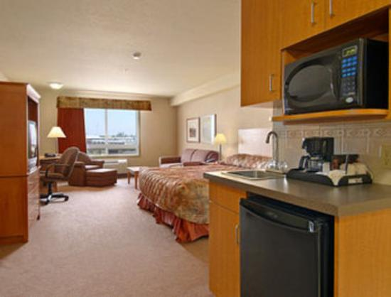 Ramada Airdrie Hotel and Suites: Standard King Bed Room