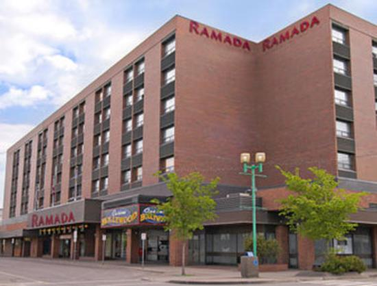 Ramada Plaza Prince George: Welcome to the Ramada Prince George