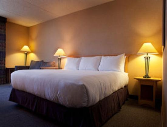 Ramada Plaza Prince George: Business Class King Room