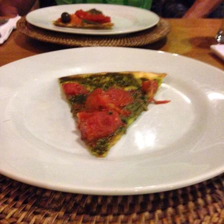 Sala Vip Pizza Bar: Pizza sem Glúten e Vegana !!!!