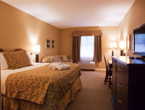 Quality Hotel & Conference Centre: Business Class King Room