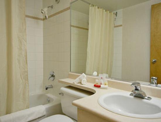 Ramada Limited Vancouver Airport: Bathroom