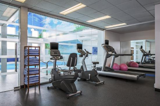 Four Points by Sheraton Kamloops: Fitness Center
