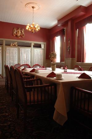 Hotel Senator Saskatoon: Rembrandts Meeting Room