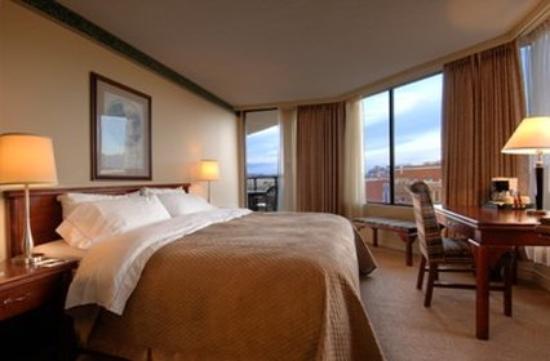 Victoria Regent Hotel: Guest Room