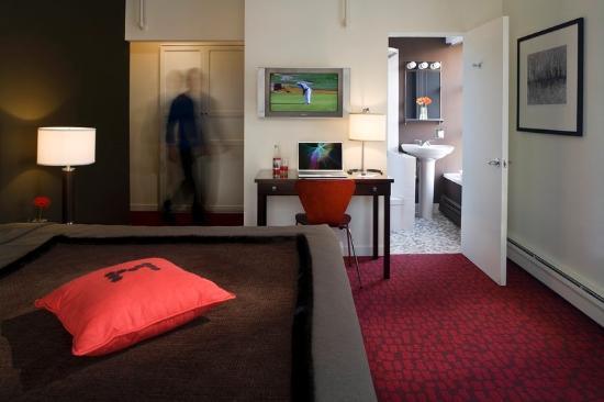 Moda Hotel: DeluxeRoom