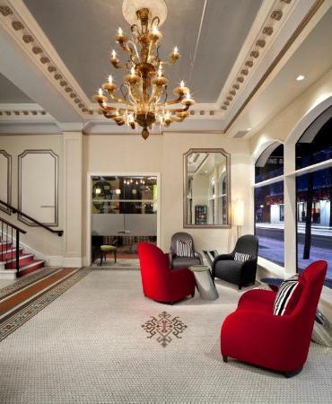 Moda Hotel: Moda Lobby
