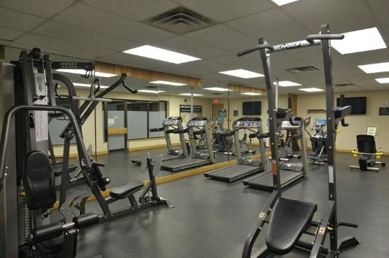 Fitness room picture of douglas fir resort chalets