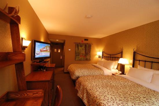 Banff Caribou Lodge & Spa: Caribou Lodge and Spa, Standard Room