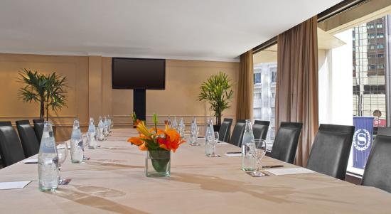 Sheraton Libertador Hotel: Los Andes Meeting Room