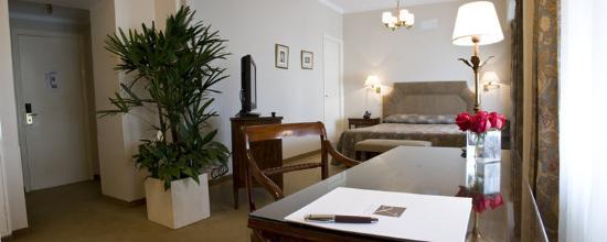 Lafayette Hotel: Suite