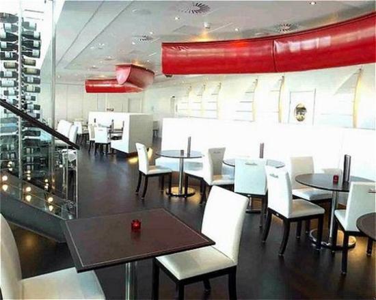 Copenhagen Island Hotel: Restaurant 2