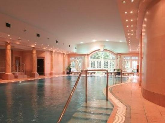 Swimming pool picture of crabwall manor hotel spa - Hotels in chester with swimming pool ...