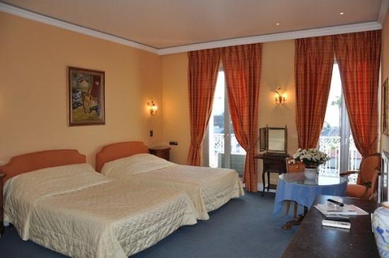 Hotel Splendid: superior guest room