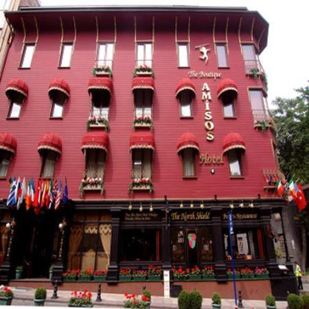 Idylle Hotel: Exterior