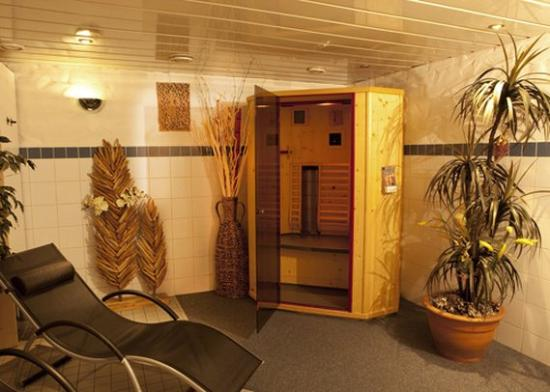 Quality Hotel Bavaria: GESauna