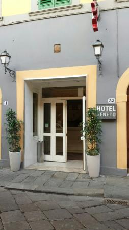 Hotel Veneto Firenze: Hotel Veneto