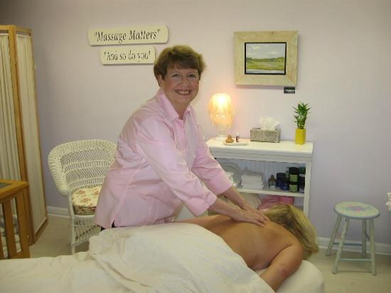 Massage Matters Cape Cod